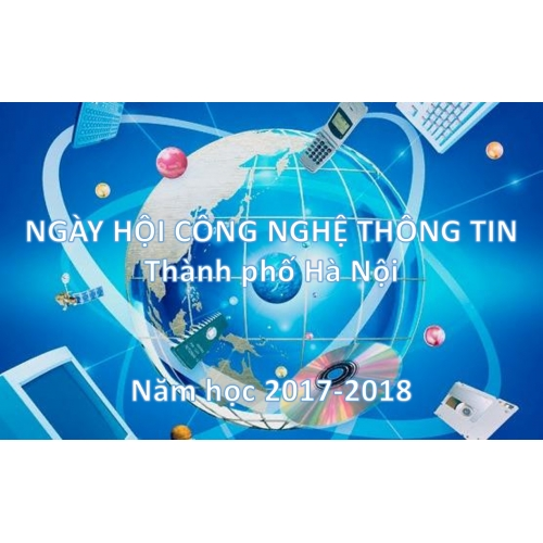 Trường Tiểu học Trần Phú tham gia Hội thi kỹ năng công nghệ thông tin của ngành giáo dục đào tạo Thủ Đô