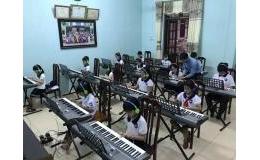 Khai giảng lớp đàn organ