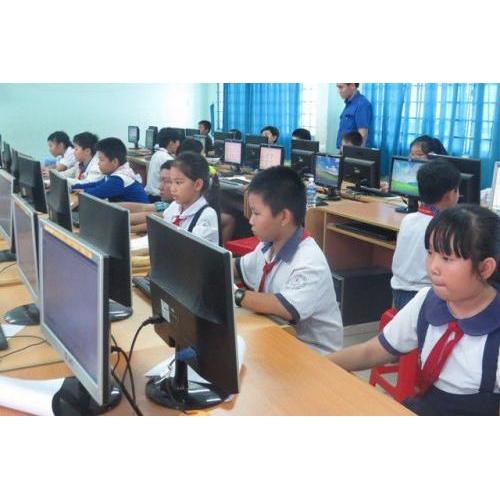 Chương trình GDPT mới: Tin học là môn học bắt buộc đối với học sinh lớp 3
