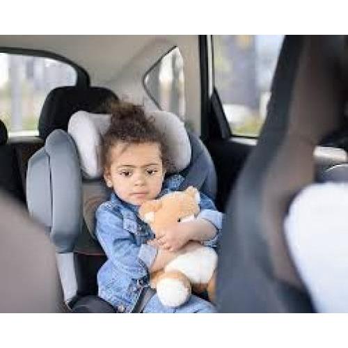 Kỹ năng thoát hiểm cho trẻ khi bị bỏ quên trên ô tô