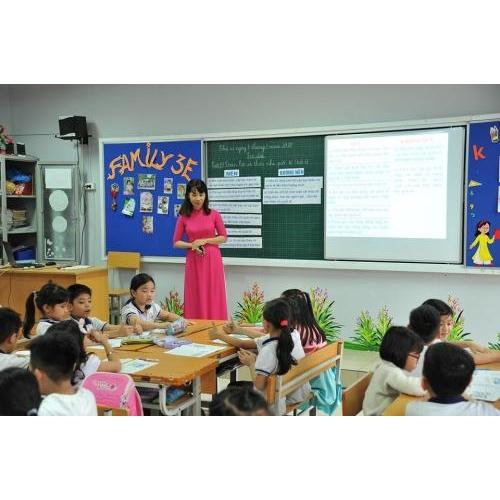 Cô giáo Lê Thúy Vân - Một nhà giáo tâm huyết