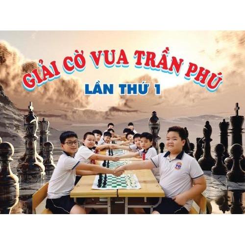 Giải cờ vua Trần Phú lần thứ 1