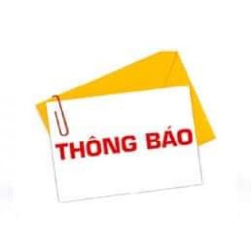 Từ ngày 24/7/2021 trường TH Trần Phú ngừng tiếp nhận hồ sơ tuyển sinh vào lớp 1 năm học 2021-2022 theo hình thức trực tiếp